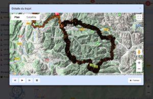 Trail GR54