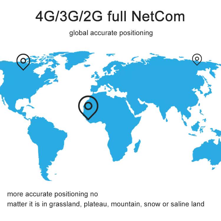 Bracelet GPS 4G