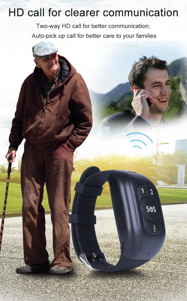 Bracelet GPS Alzheimer