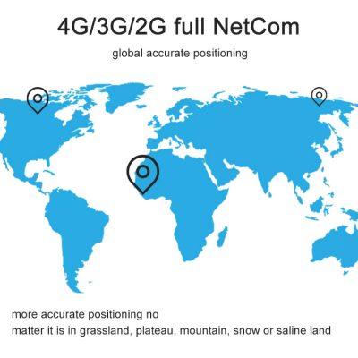 Pulsera localizador GPS 4G